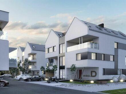 Wohnen auf 2 Etagen mit Fernblick 5-Zimmer-Wohnung in Bad Staffelstein in zentraler Lage