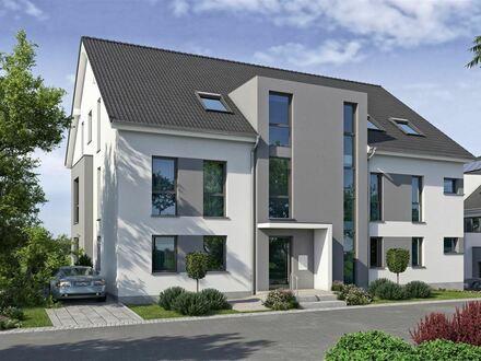 Barrierefreie Neubauwohnung mit Gartenanteil und ganz viel Platz