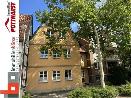 Hier ist aktives Stadtleben möglich - Gemütliche DG-Wohnung!
