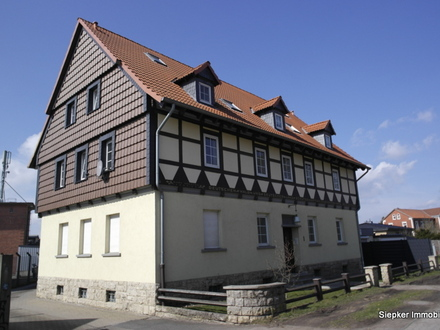 Mehrfamilienwohnhaus mit 6 Wohneinheiten und Nebengebäude in Groß Denkte
