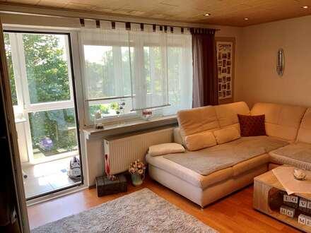 Toll renovierte 4 - Zimmer Wohnung in Waldkraiburg