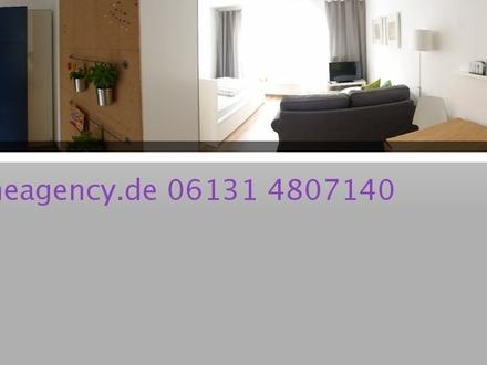 MAINZER NEUSTADT: modern und freundlich möbliertes Apartment!