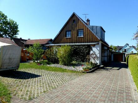 Waldkraiburg, Einfamilienhaus nicht freistehend -saniert/sehr guter Zustand-