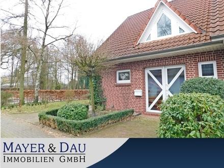 Oldenburg: Renovierte Doppelhaushälfte in Eversten, Obj. 4640