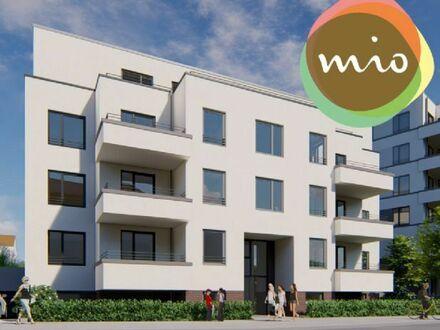 MIO:Moderne 3-Zimmer Wohnung mit Süd-West Balkon!