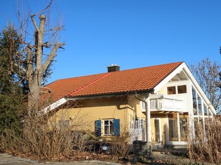 modernisiertes Einfamilienhaus - gemütliches Ambiente