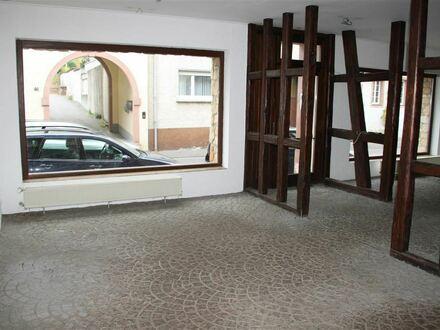 Mayence-Immobilien: Schönes Ladengeschäft in zentraler Lage von Oestrich-Winkel!!