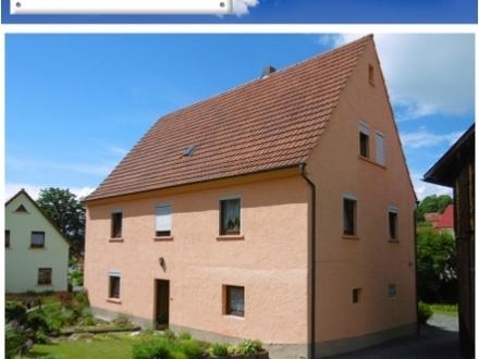 Großes Wohnhaus zum kleinen Preis!