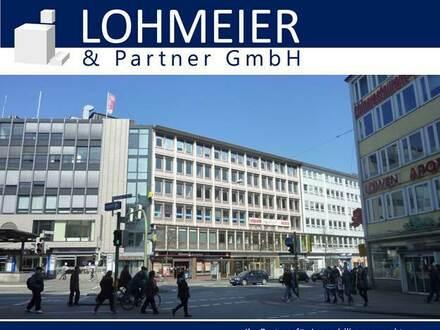 Zwei Büroetagen am Bielefelder Jahnplatz