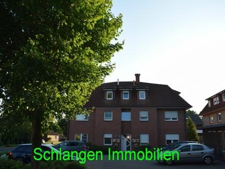 Super Eigentumswohnung mit Balkon in der Hansestadt Friesoythe
