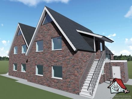 ++KfW 55++ **Keine Käuferprovision** Erdgeschosswohnung zentral in Ramsloh zu verkaufen!