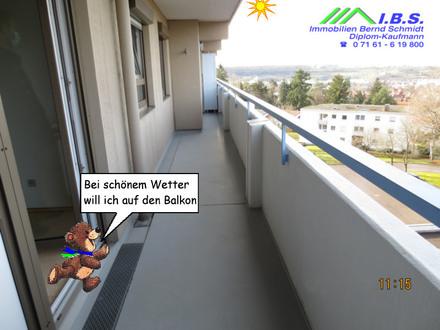 Wohnen über den Dächern von Göppingen - Für Jung oder Alt