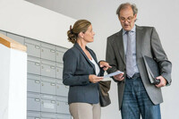Immobilienkauf mit Hilfe