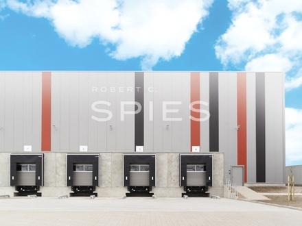 Neubau eines hochmodernen Logistikzentrums an der A27 in Langwedel