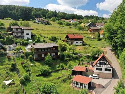 ++Natur pur! Idyllisches Wohnen in Brombach++