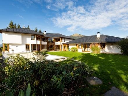 ST. KOLOMAN | Exklusive Sonnenvilla mit Flair und Alpenpanorama