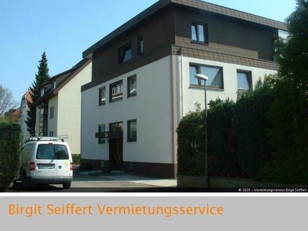 2-Zimmer-Wohnung mit Balkon und neuem Bad Nähe Innenstadt