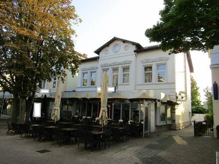 Wohn-/Geschäftshaus mitten in der City von Bad Oeynhausen