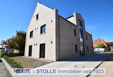 Erstbezug! 2 ZKB Erdgeschosswohnung mit EBK in Oldenburg - Nadorst
