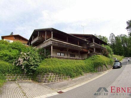 Sanierungsobjekt! Mehrfamilienhaus mit 9 Wohneinheiten im Lamer Winkel / Bayer. Wald