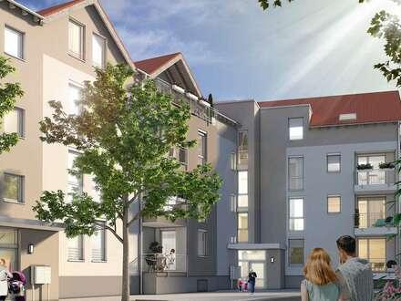 4-ZKB im Neubauprojekt Ludwigshafen Burgundenhof!
