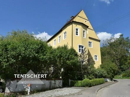 Historie Pur - Jagdschloss - mit viel Platz und Ausbaupotenzial