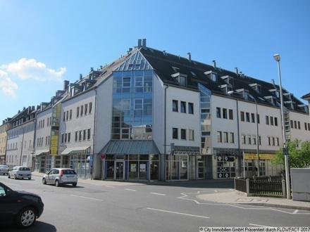 Ladenfläche an viel befahrener Ausfallstraße in Weiden