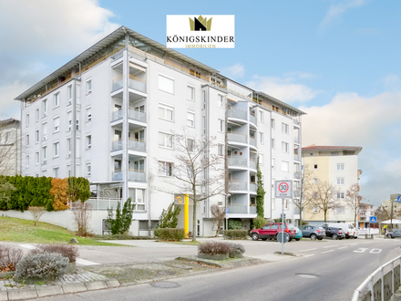 Exklusive Penthouse Wohnung mit Terrasse