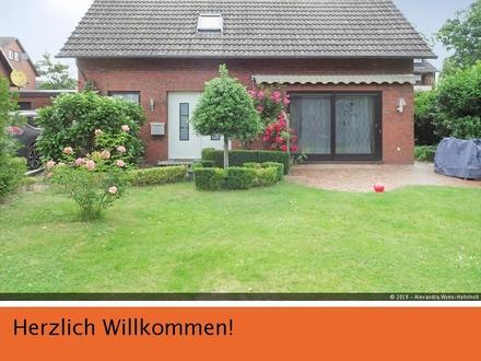 In Kürze mit neuer Heizung: Schickes Einfamilienhaus !
