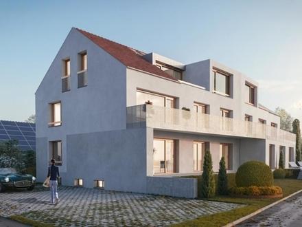 Baubeginn gestartet! Großzügige 4-Zimmer mit Terrasse & Garten