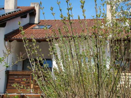VIEL PLATZ ZUM WOHLFÜHLEN - Stadtnahes Reihenmittelhaus in Bad Aibling