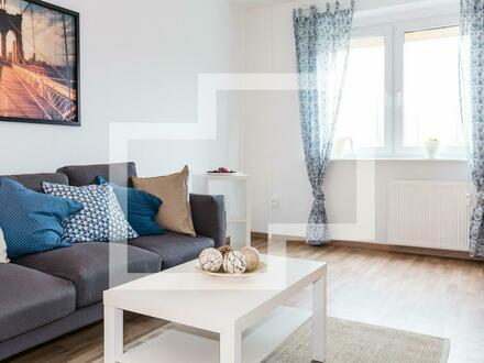 Frisch renovierte 3 Zimmer Wohnung, zum entspannen und wohlfühlen!