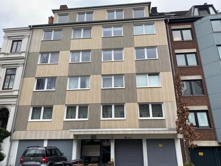 RESERVERT! Tolle 1-Zimmerwohnung in Bremen-Vorderes Schwachhausen - auf Wunsch teilmöbliert