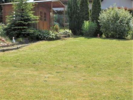 Schönes Haus mit Sonnenterrasse und Garten
