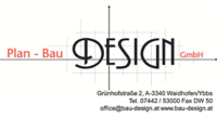 Plan - Bau Design GmbH