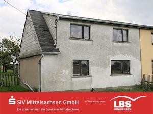 Kleine Doppelhaushälfte in Ehrenberg zum Selbstausbau