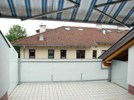 3- Zi Whg mit XXL-Terrasse, TG-PPl und Küche in Henndorf am Wallersee (komfortable und bestens gelegene Whg)