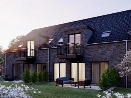 Moderne und Hochwertige KfW 55 Neubau Wohnung mit 3 Zimmer und Balkon in Oldenburg/Eversten