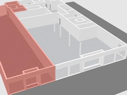 338 m² Gewerberäume in attraktiver Innenstadt-Lage zu vermieten!