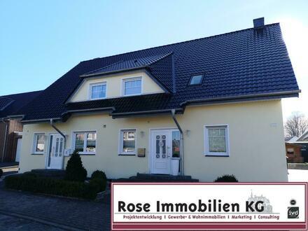 Neuwertige Doppelhaushälfte in Top-Lage von Lübbecke