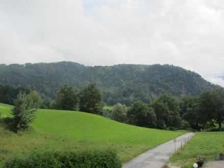 Bergblick Süden