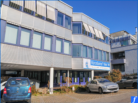Büro/Schulung+16 qm Lager in TG * Messe/Flughafen 8 km * B 27 (1 km) * bis 17 Stellplätze *