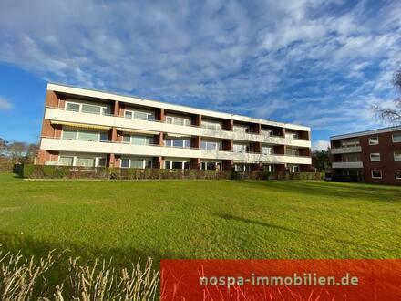 TOP-renovierte 1-Zimmer Erdgeschoss-Eigentumswohnung in ruhiger und zentral gelegener Wohnlage