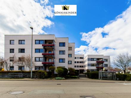 Vermietete 5 Zimmer-Wohnung auf dem Egelsberg in Weilheim bevorzugt an Kapitalanleger zu verkaufen!