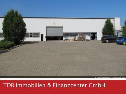 Produktions- und Lagerhalle als Kapitalanlage in Salzgitter Bad