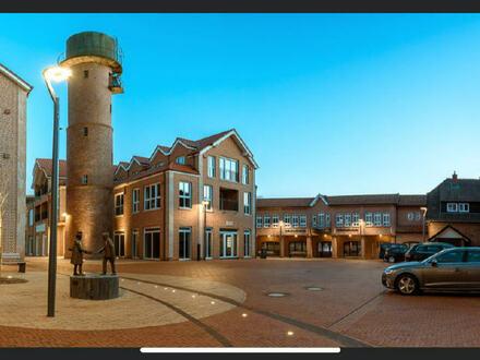 Wunderschöne, helle, neuwertige Obergeschosswohnung im Zentrum von Haselünne