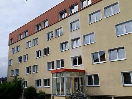 Kleine Single Wohnung mit Balkon