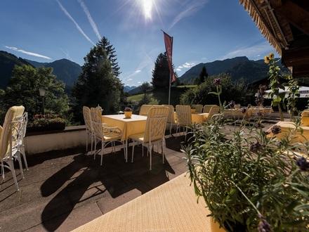 Erfolgreiches Urlaubs- & Seminarhotel *** in der Region Allgäu.