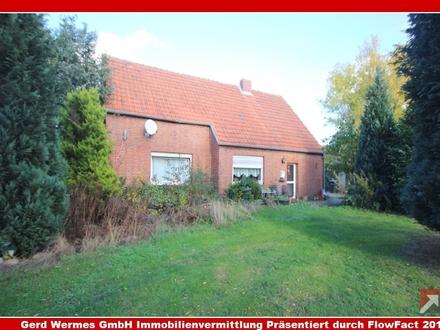 Baugrundstück mit abrissreifem Wohnhaus in zentraler Lage von Haren-Rütenbrock!