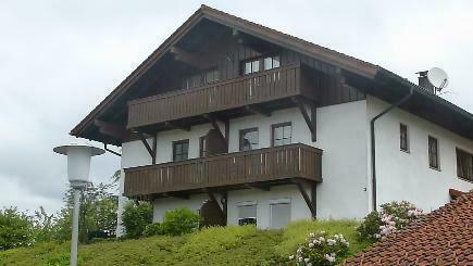 Moderne, top gepflegte Zwei-Zimmer-Ferienwohnung Nähe Bodenmais